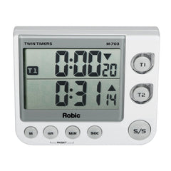 Robic M703 Twin LED Timer