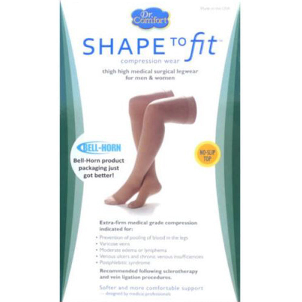 Dr. Comfort Medical Surgical Thigh High Legwear for Men & Women