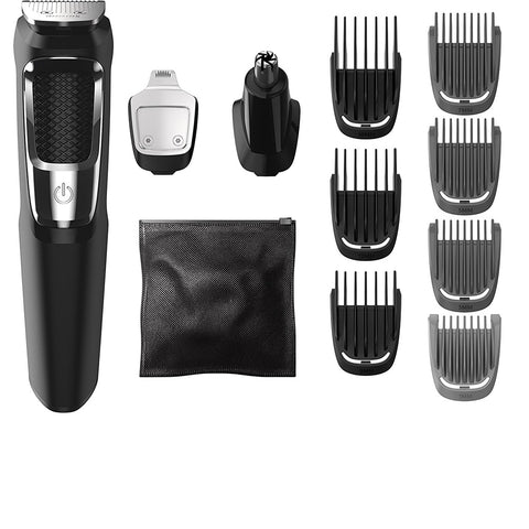 Philips Norelco MG3750 Multigroom Series 3000, 13 attachments (LB-15)