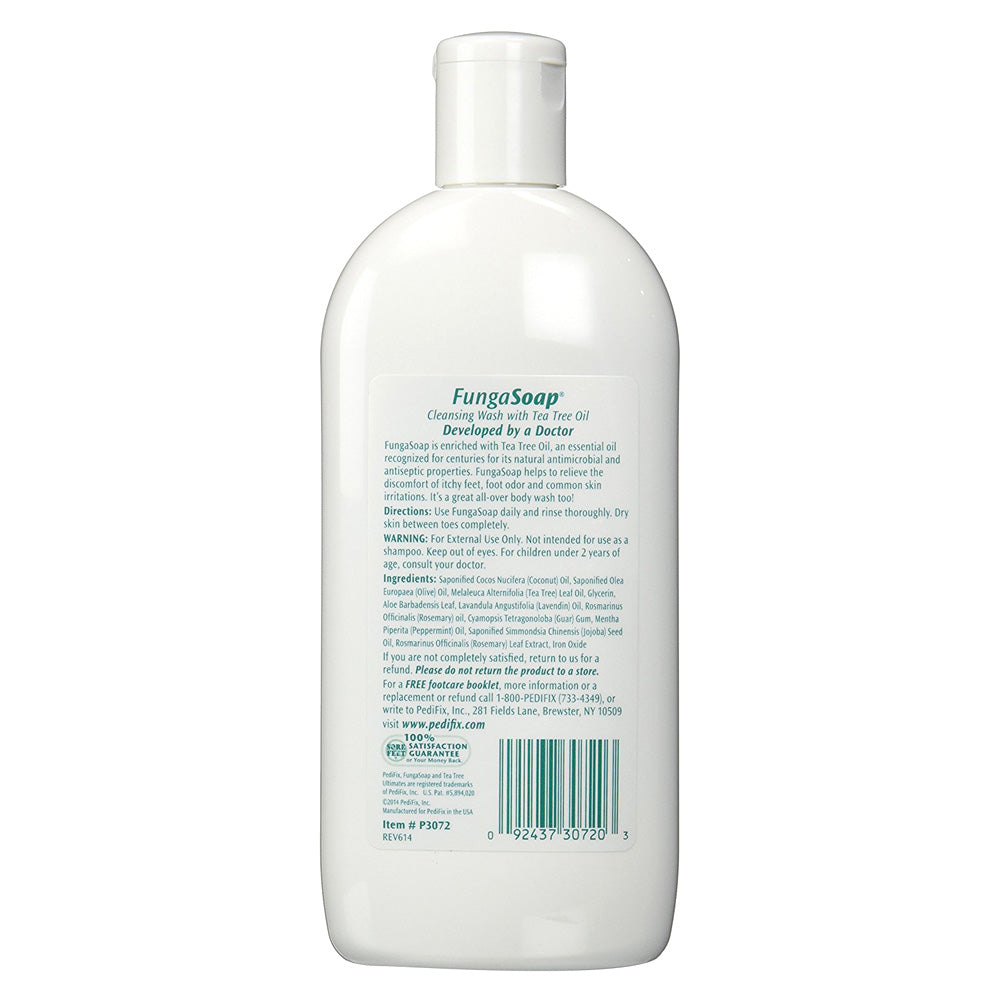 Pedifix Tea Tree Ultimates FungaSoap 13.5 oz P3072