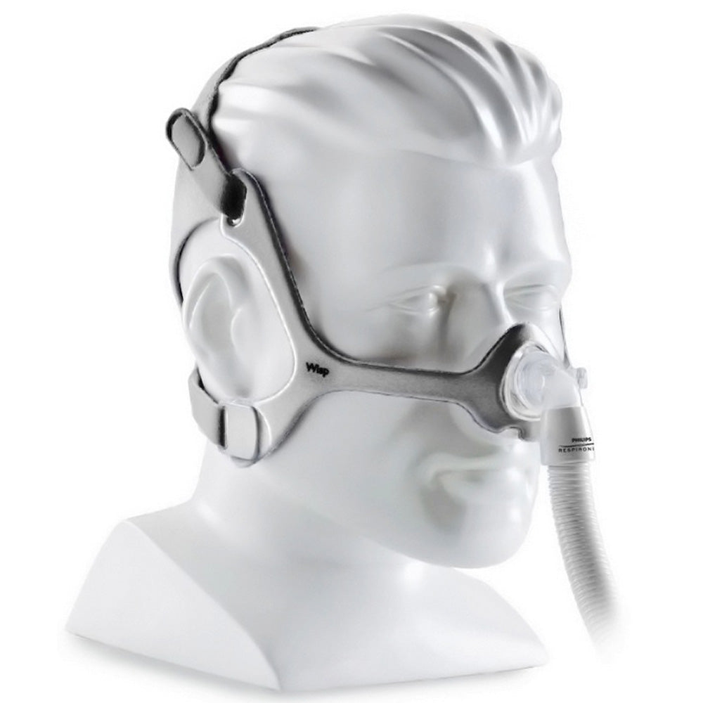 Philips 1094051 Wisp Nasal Cpap Mask Pack With Headgear