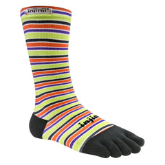 Injinji Run Lightweight Crew Toe Socks 201170