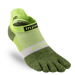 Injinji Run Lightweight No-Show Toe Socks
