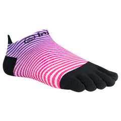Injinji Women's Run Lightweight No Show Toe Socks