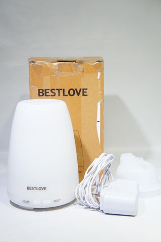 Essential Oil Diffuser BESTLOVE Aromatherapy Diffuser 2nd Version 150ml (Like New)