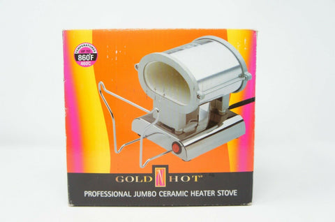 Gold 'N Hot GNH Pro Jumbo Ceramic Heater Stove GH5100V3