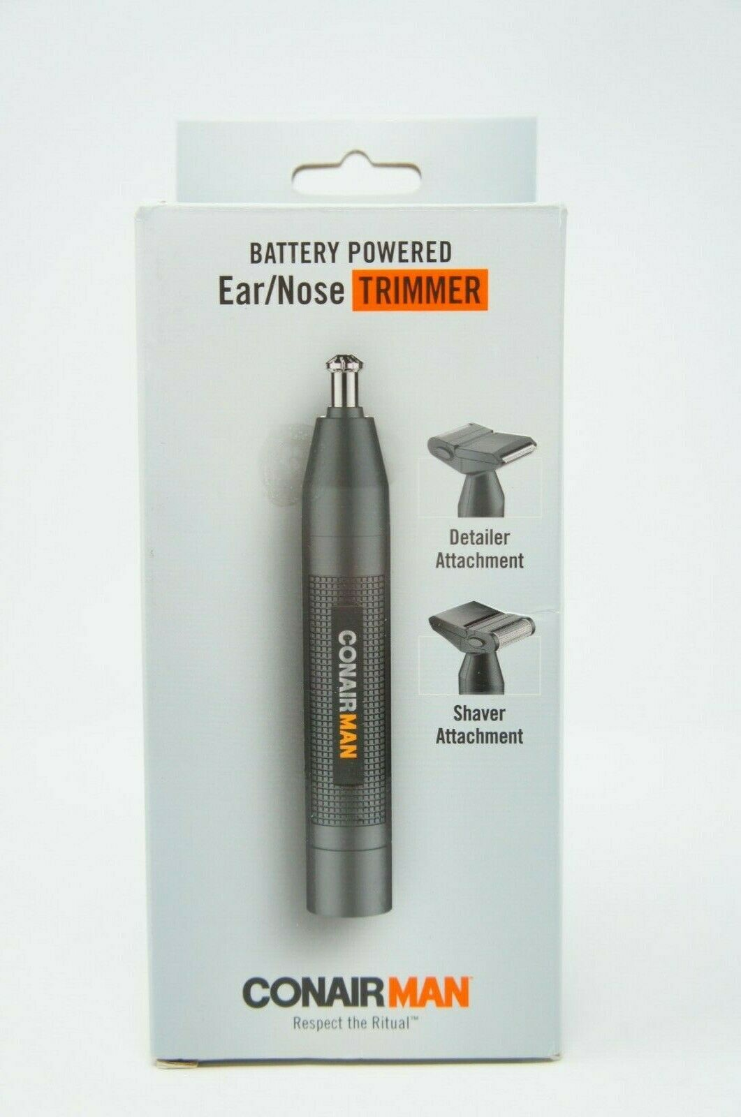 ConairMAN PG1000 Battery-Powered Ear/Nose Trimmer