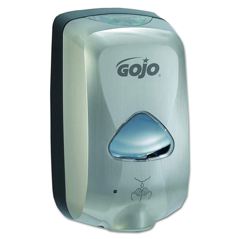Gojo Foam Hand Cleaner Tfx Touch-free Dispenser Automatic, 40.6 Fl Oz (Like New)