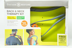 Gaiam Restore Back & Neck Therapy Kit (Like New)