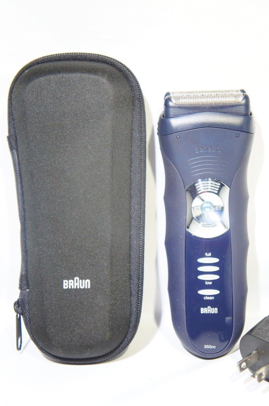 Braun Series 3 350cc Men's Electric Foil Shaver (Like New)