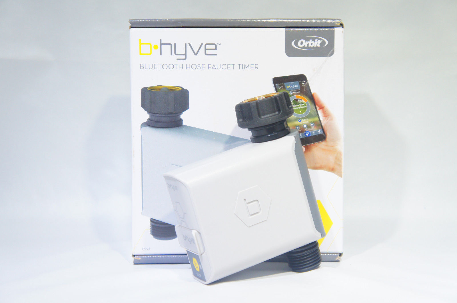 Orbit B-hyve 21005 Bluetooth Hose Faucet Timer (Like New)