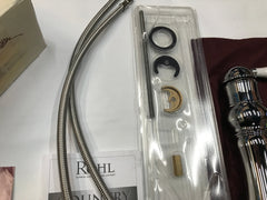 "Rohl A3671LPAPC, Rohl Bathroom Faucets, Country Bath Single Lever 9"" Above - Polished Chrome (Like New)"