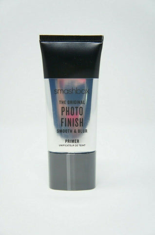 Smashbox The Original Smooth & Blur Photo Finish Foundation Primer 1 oz