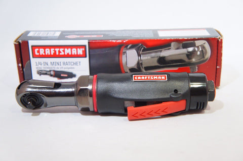Craftsman 9-19930 1/4-Inch Mini Ratchet Wrench (H-41)