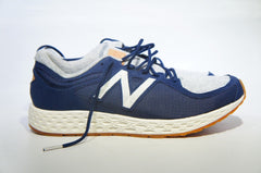 New Balance Women's Zante Sportstyle Shoe, Navy/Grey, 8 B US (without Box)