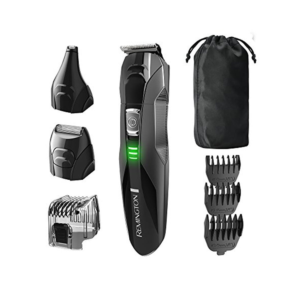 Remington PG6025 All-in-1 Lithium Powered Grooming Kit Trimmer (Like New)
