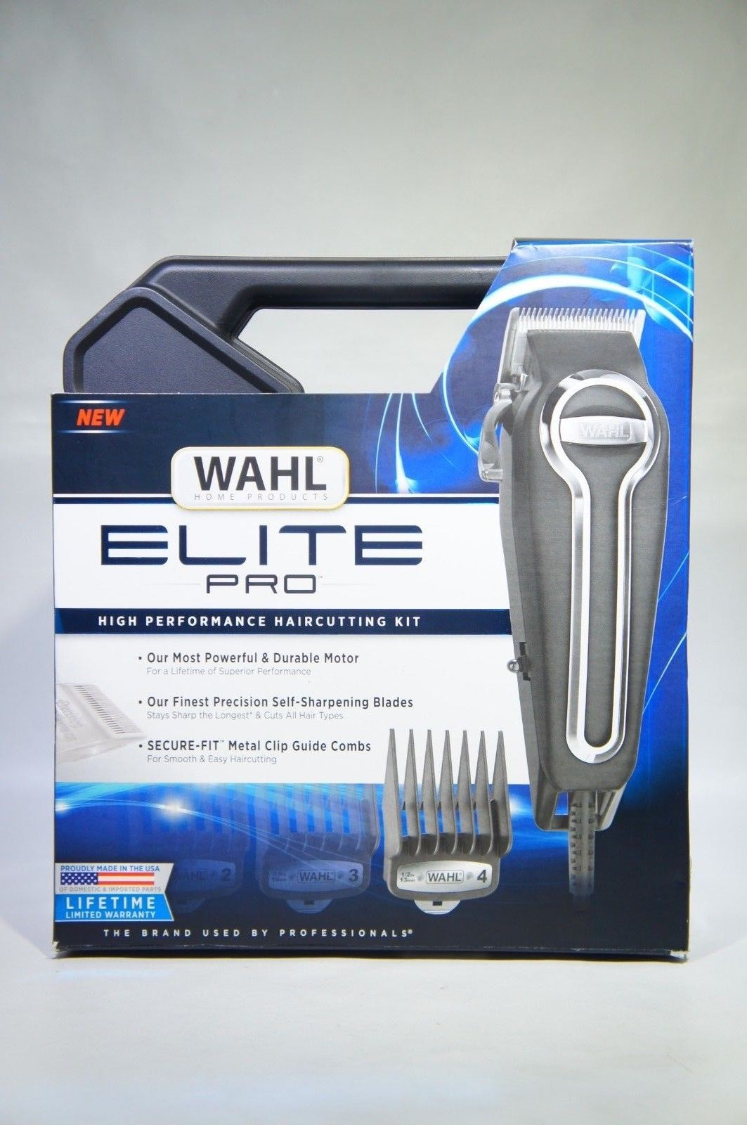 Wahl 79602 Elite Pro High Performance Haircut Kit (Like New)