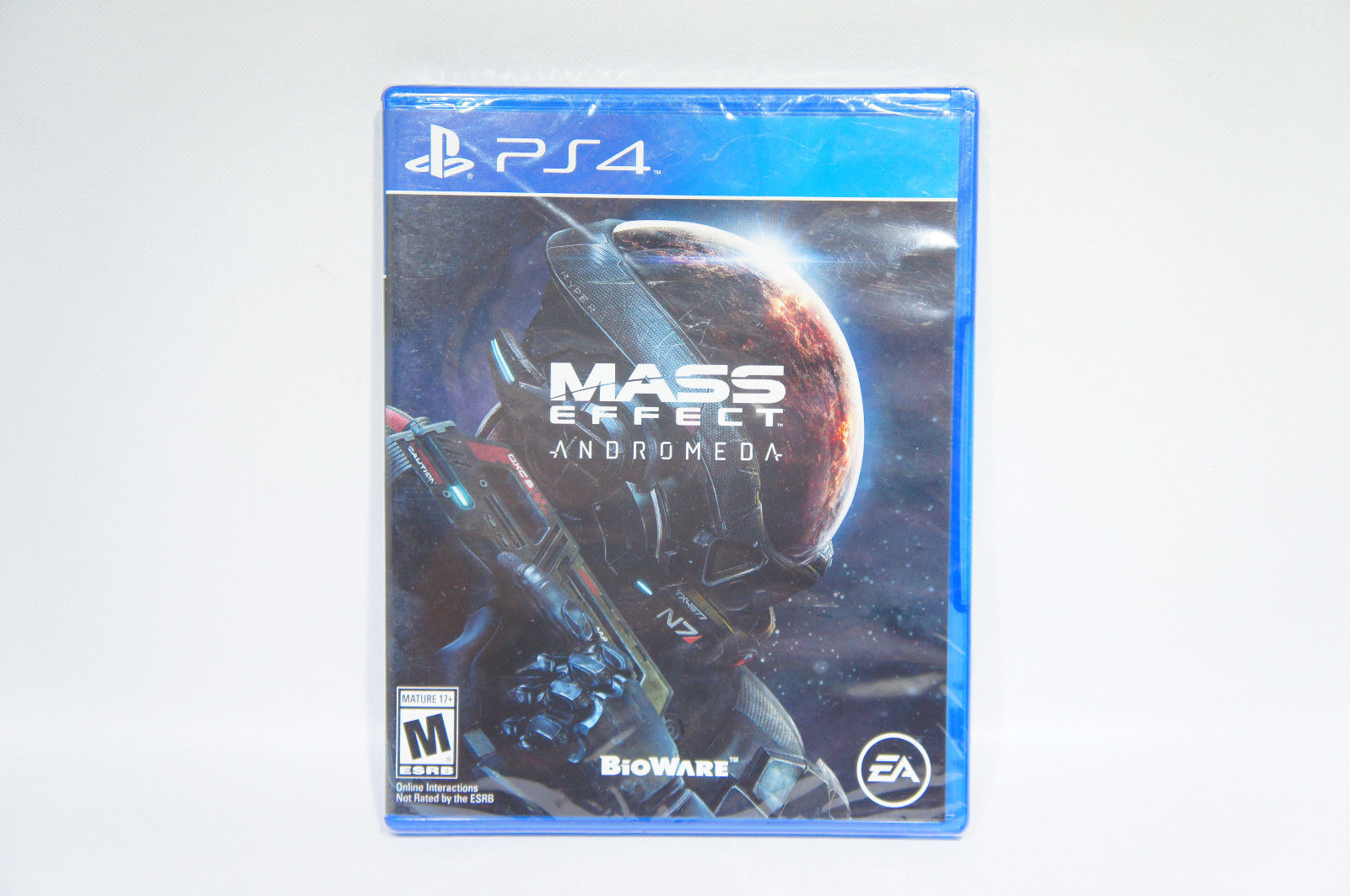 Mass Effect Andromeda PlayStation 4 Ps4 Game