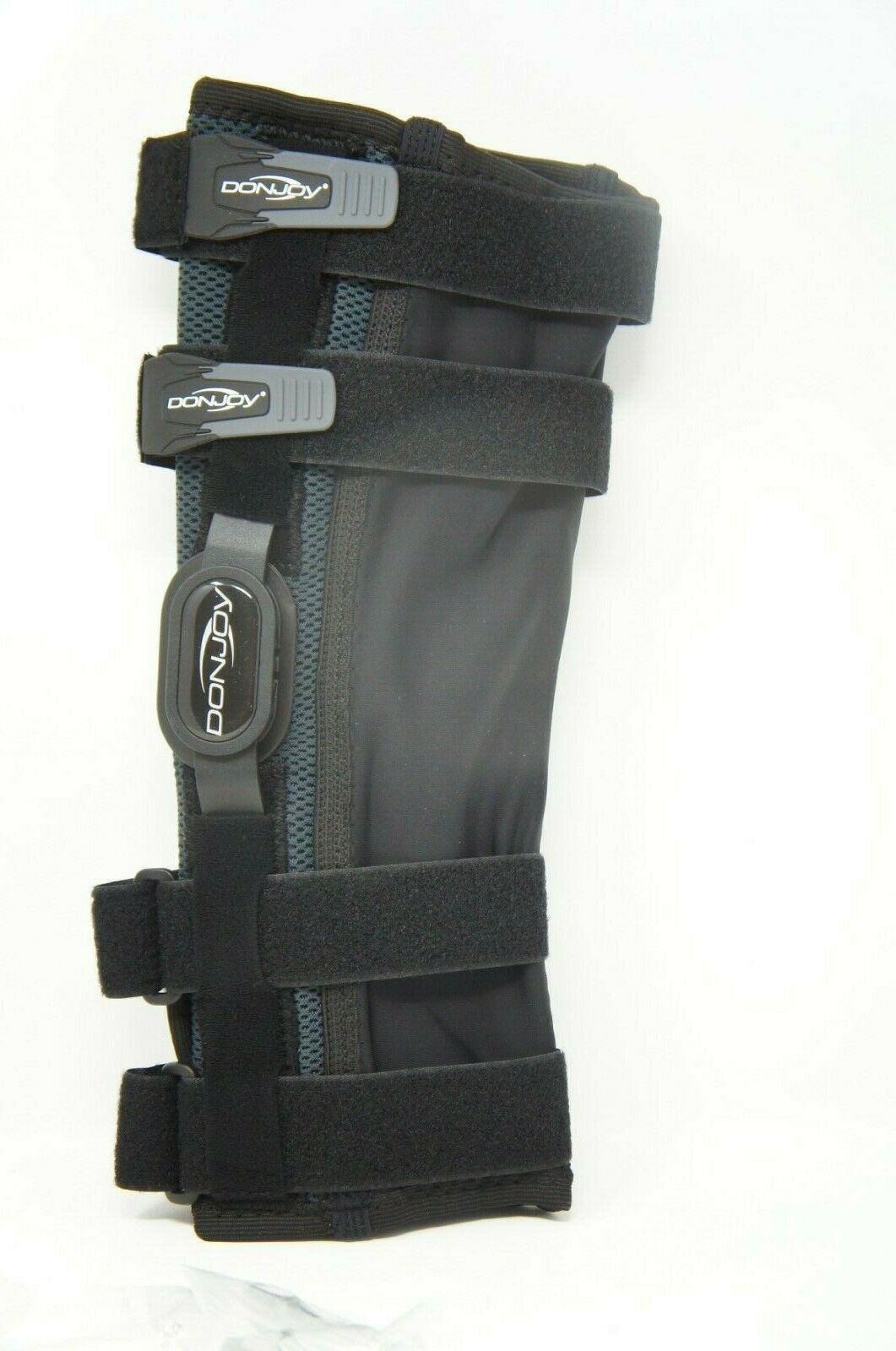 DonJoy Playmaker II Knee Support Brace w/o Patella Donut Spacer Wrap Small