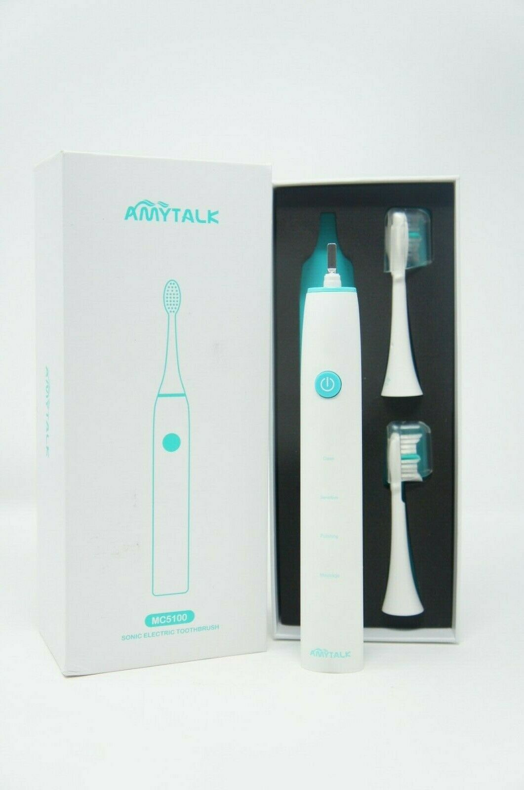 AMYTALK MC5100 Electric Toothbrush FDA registered Sonic Toothbrush