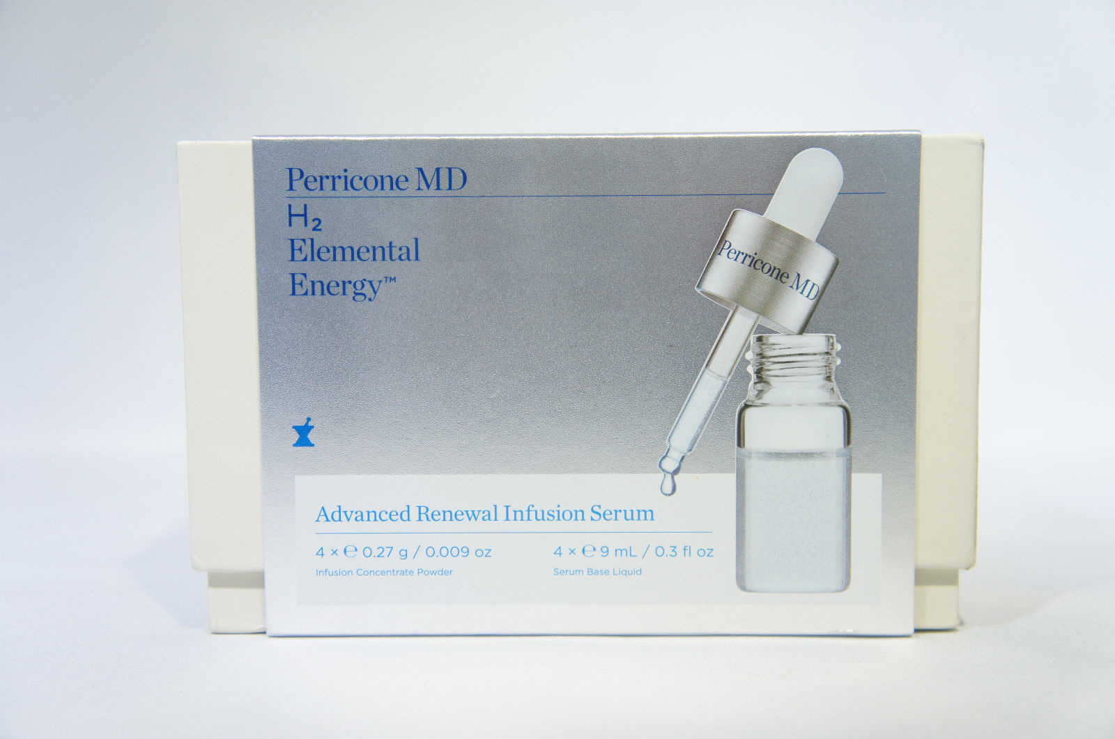 PERRICONE MD H2 Elemental Energy Advanced Renewal Infusion Serum 4 x 9 ml