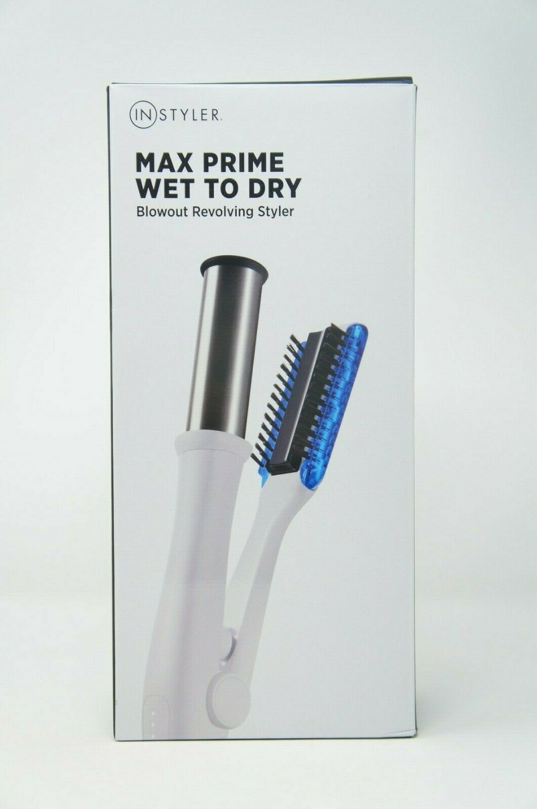 InStyler 00680 MAX PRIME WET TO DRY 1.25'' 2-Way Rotating Styling Iron