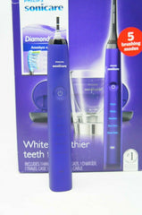 Philips Sonicare HX9372/10 Diamond Clean Rechargeable Toothbrush AMETHYST (Like New)