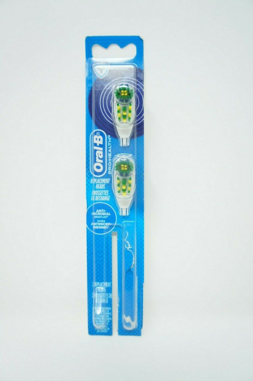 Oral-B Complete Action Anti-Microbial Electric Toothbrush Brush Head Refill
