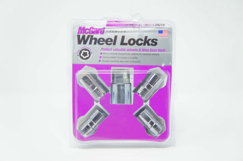 McGard 24215 Chrome Cone Seat Wheel Lock Set (Like New)