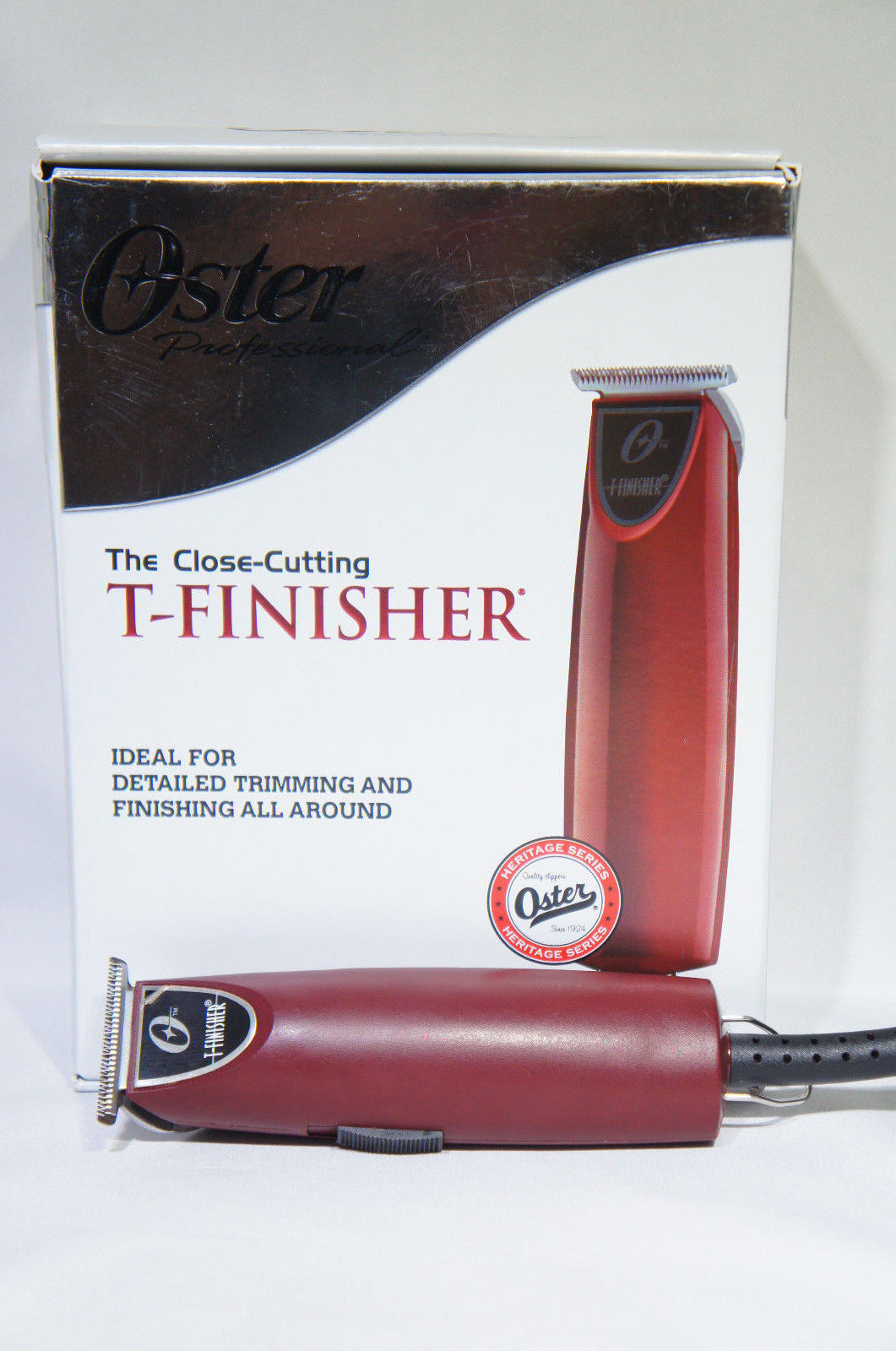 Oster 76059-010 Ac T-finisher Trimmer (Like New)