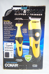 Conair HCT45 Deluxe Cut and Groom Clipper/Trimmer 20 Piece (Like New)