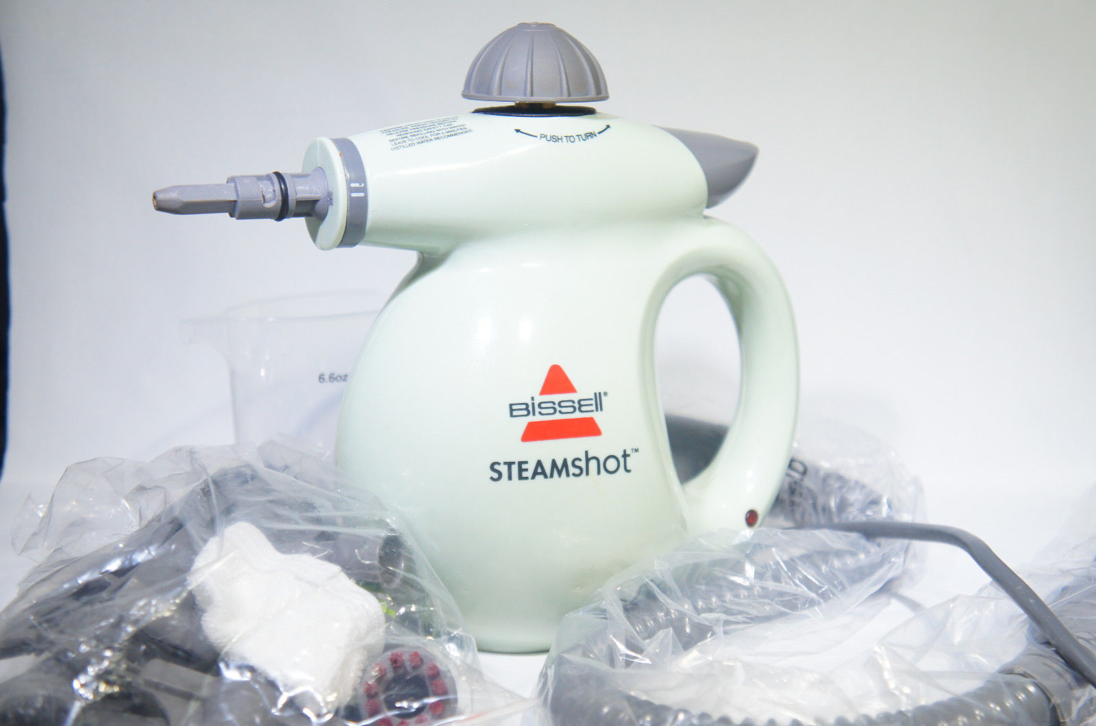 Bissell 39N7A Steam Shot Hard-Surface Cleaner