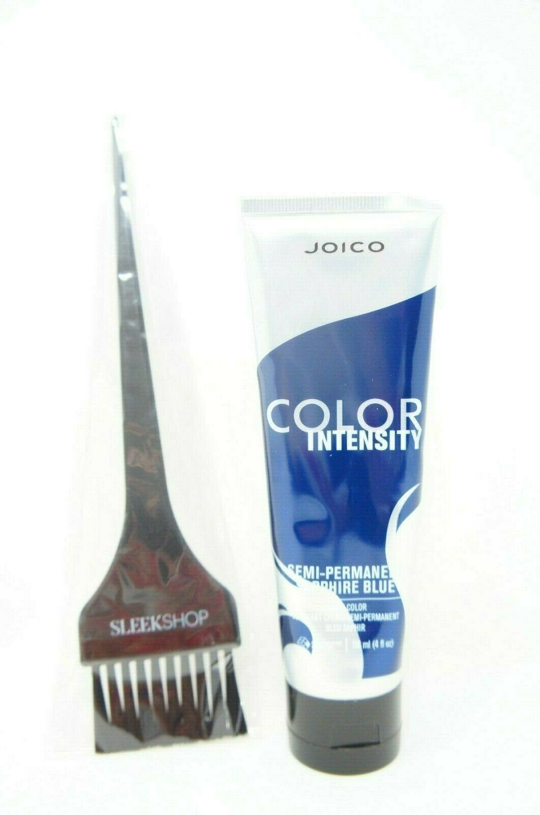 Joico Intensity Semi-Permanent Hair Color, Sapphire Blue 4 oz. w/ BRUSH