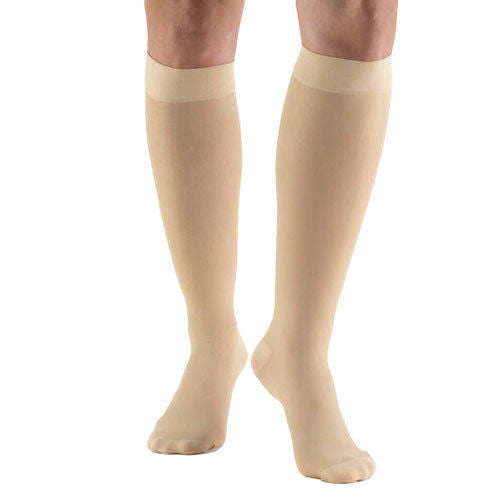 Truform 0263 Trusheer Knee High 20-30mmhg Compression Stockings