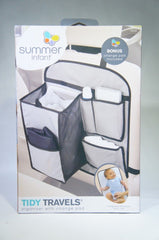 Summer Infant 78350 Travels Back Seat Organizer with Change Pad