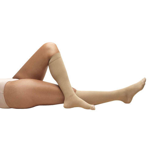 Truform 8808 Anti-Embolism Closed Toe 18 mmhg Compression Stockings
