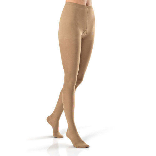 Jobst Ultrasheer Compression 8-15 Mmhg Pantyhose Waist High Stockings