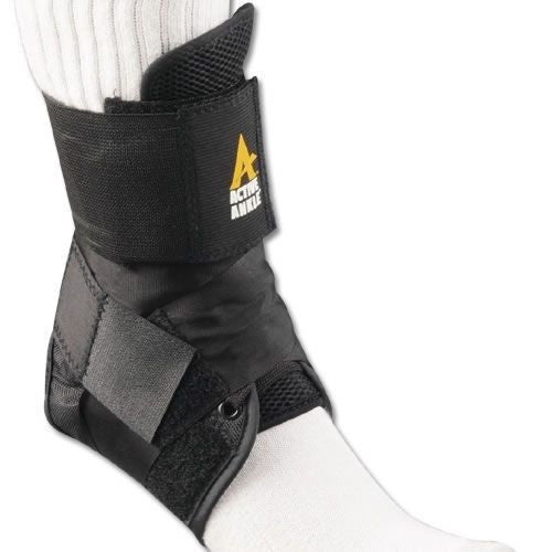 Active Ankle AS1 Lace Up Volleyball Basketball Ankle Brace