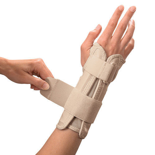 Mueller Carpal Tunnel Wrist Stabilizer Rigid Adjustable Support