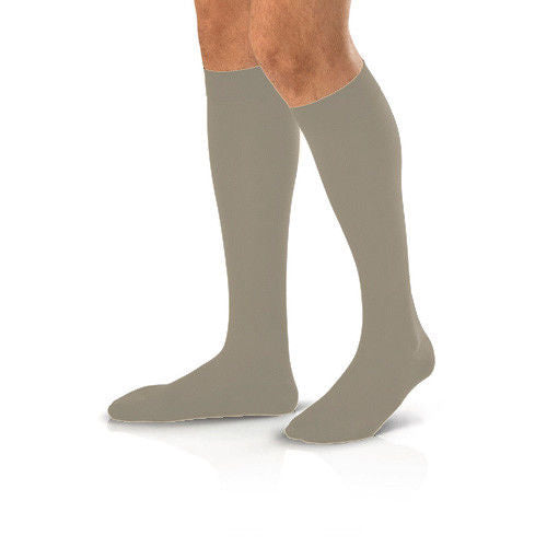 Jobst ForMen Compression Knee High Socks 20-30 mmhg Supports