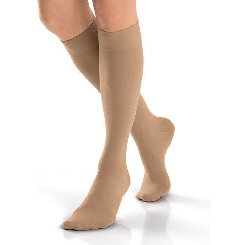 Jobst Opaque Knee High 15-20 mmhg Compression Stockings