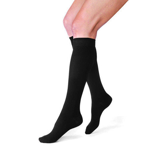 Jobst Relief Compression Knee Stockings 20-30 mmhg Closed Toe