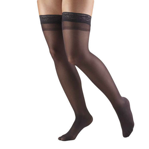 Truform 1764 Lites Thigh High 8-15 Mmhg Compression Stocking
