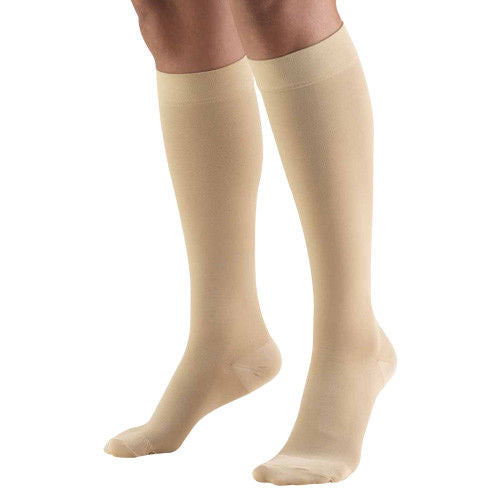 Truform 8845 Below Knee 30-40 Mmhg Compression Support Stocking
