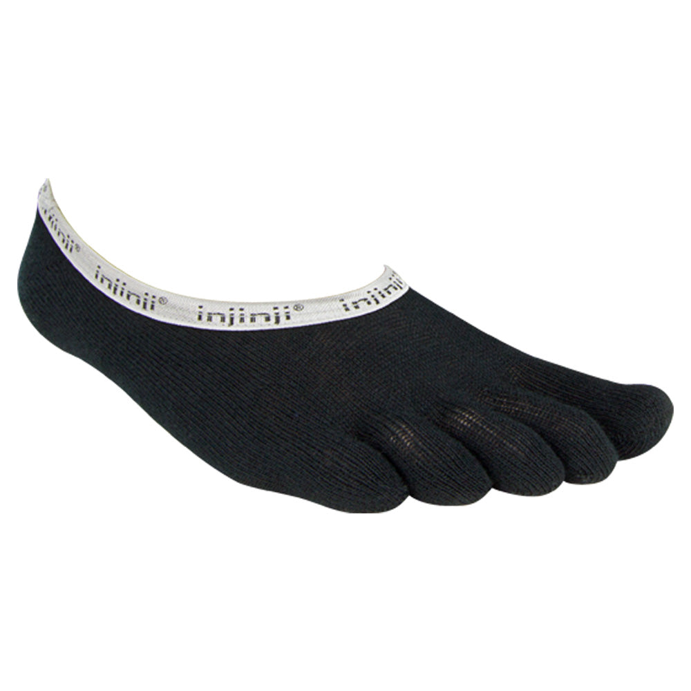 Injinji Sport Original Weight Hidden Toe Socks