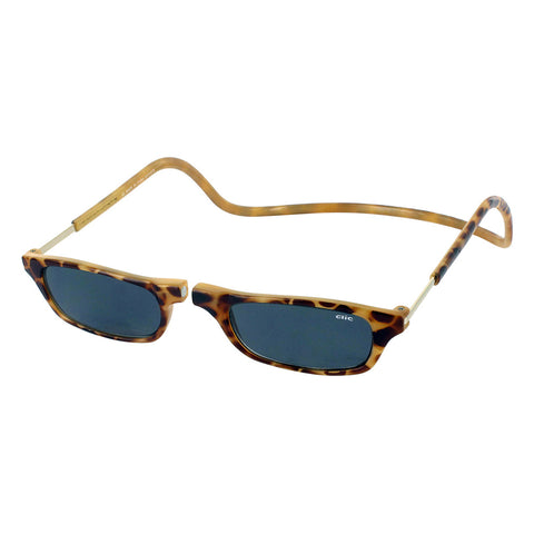 Clic Sun Readers, Light Tortoise
