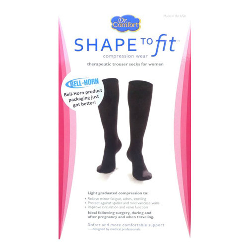 Dr. Comfort Therapeutic Trouser Socks for Women