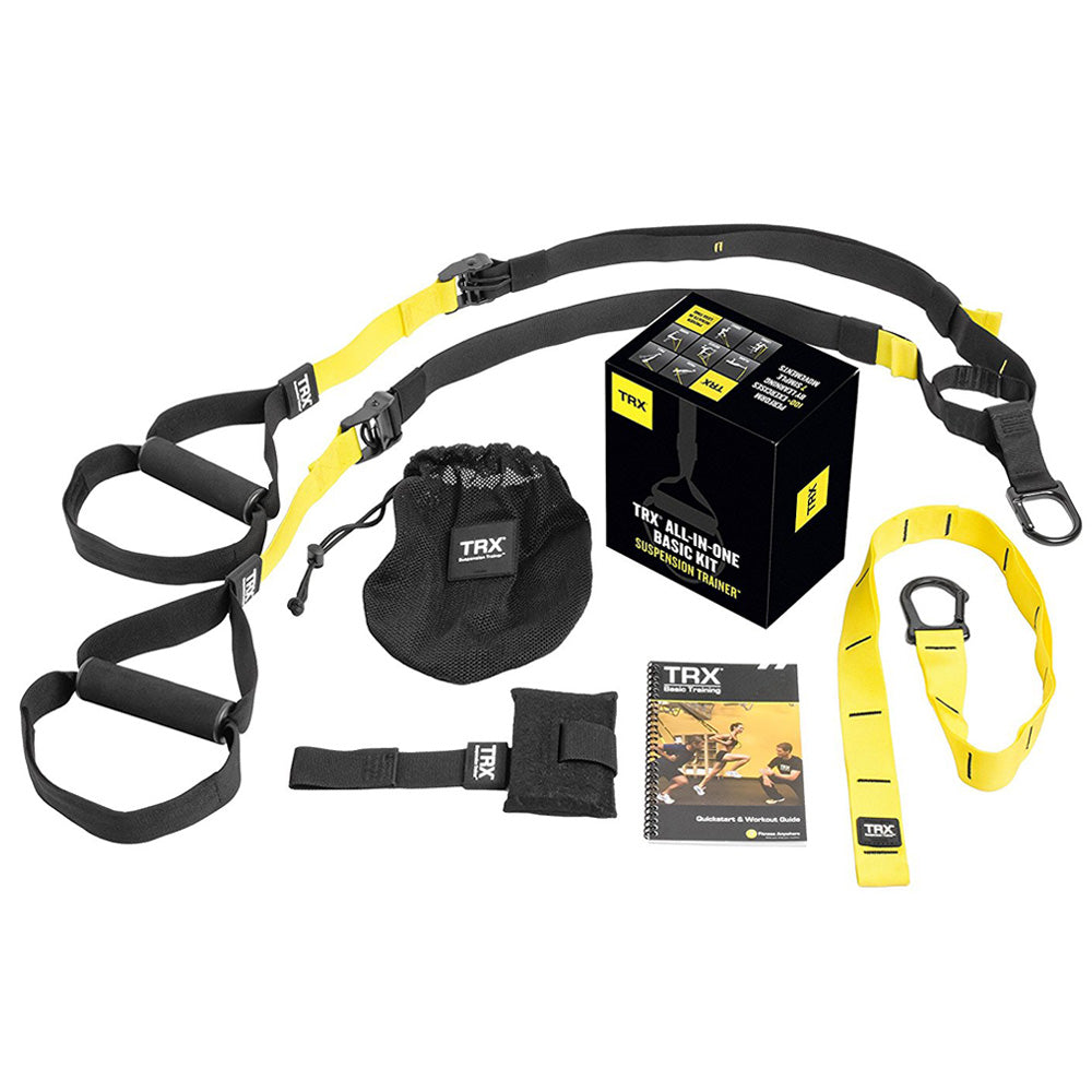 TRX Training Suspension Trainer Basic Kit wit Door Anchor (Used - Like New)