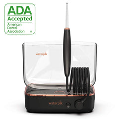 Waterpik WF-04 Sidekick Water Flosser Black/Copper (Like New)