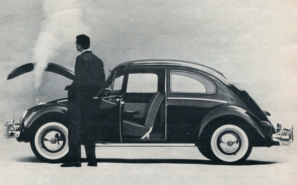 Remember Those Great Volkswagen Ads?